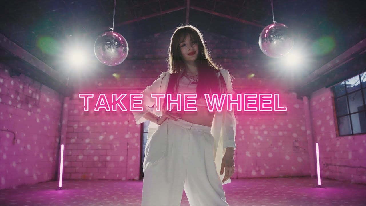 "WATCH: Russian Singer Lana Makes Official Debut With ""Take The Wheel"" MV"