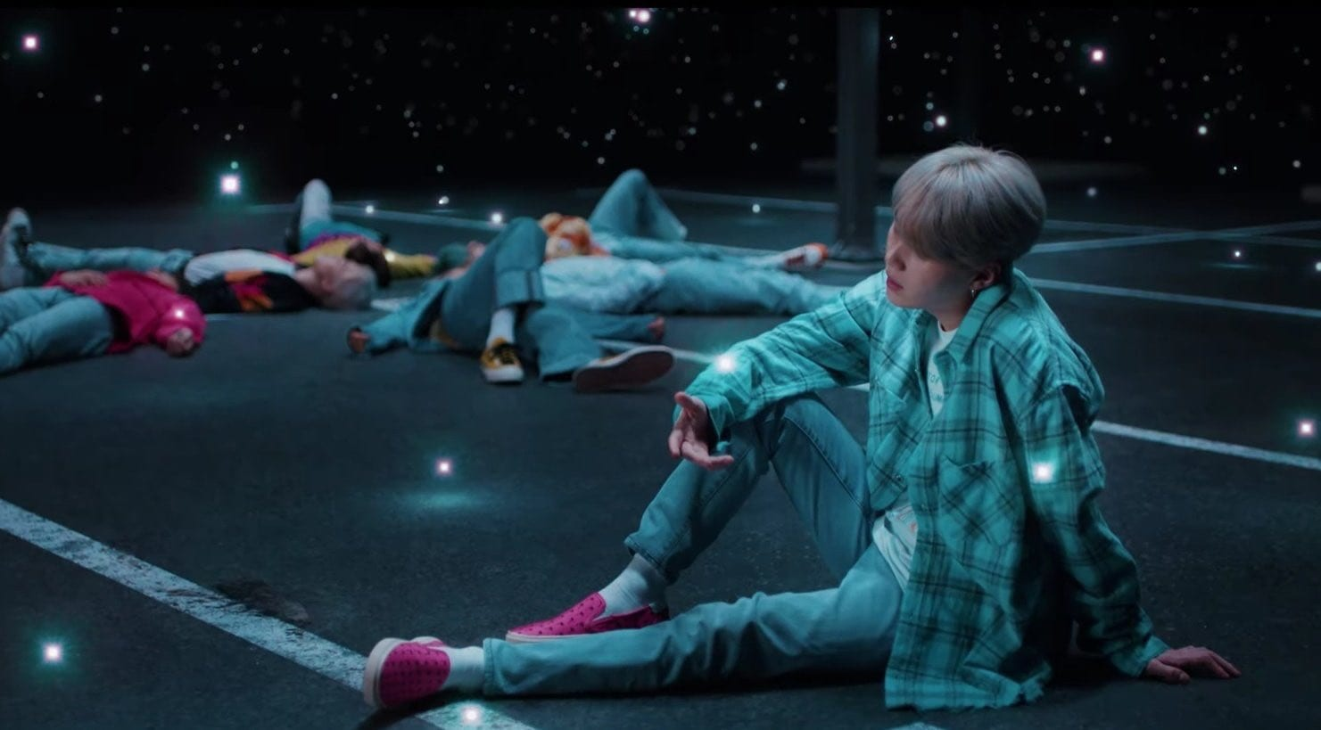 """WATCH: BTS Moves Fans With Sentimental """"Lights"""" Music Video"""