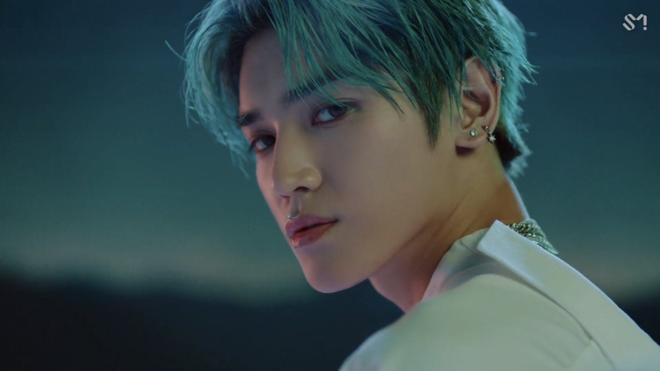 "WATCH: NCT's Taeyong Reveals His First SM STATION Solo With ""Long Flight"" MV"