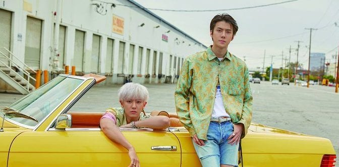 """WATCH: EXO-SC Sings About """"What A Life"""" They're Living In Debut MV"""