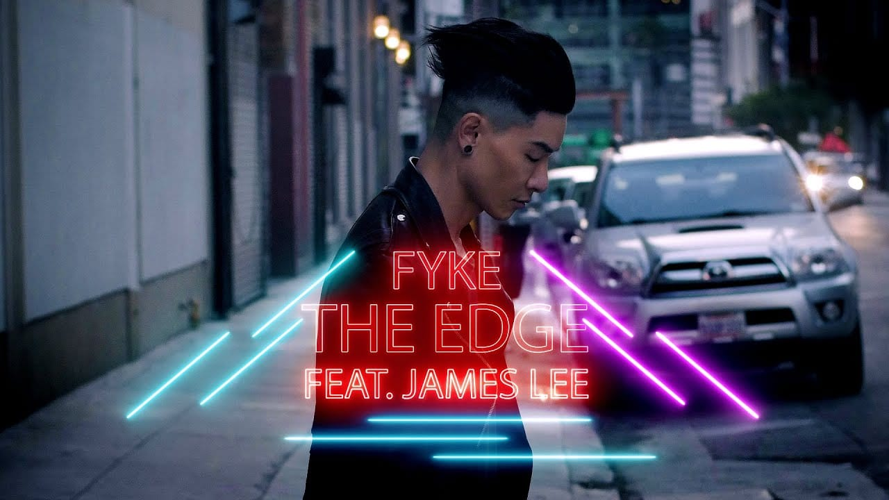 "WATCH: FYKE Drops New ""THE EDGE"" MV Featuring James Lee"