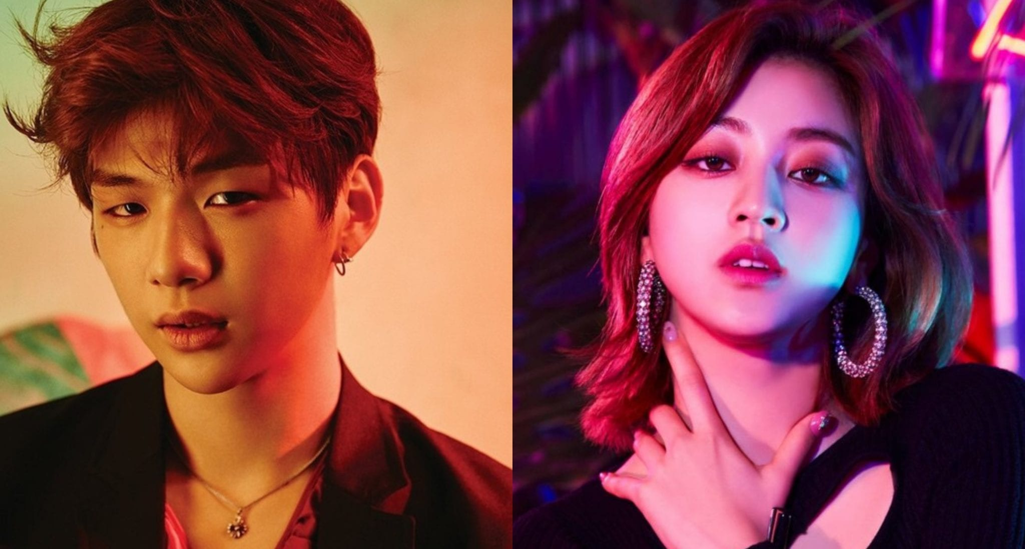 K-pop Idols Kang Daniel And TWICE's Jihyo Confirmed To Be Dating