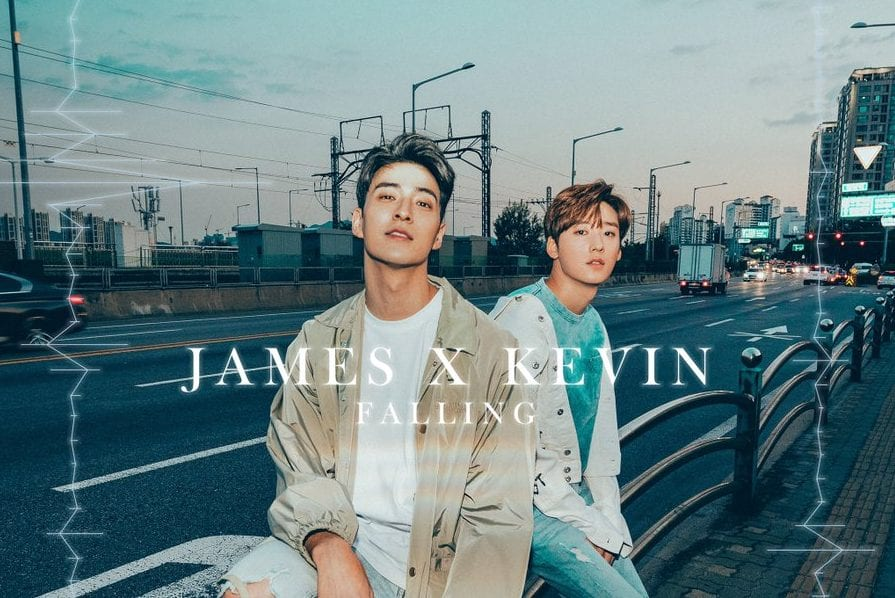 """LISTEN: James Lee And Kevin Woo Drop Collaboration Track """"Falling"""""""