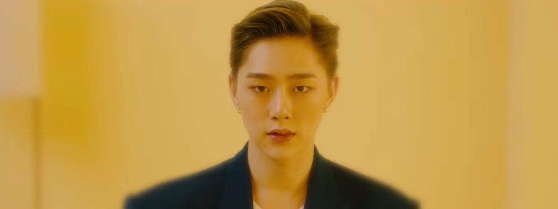 """WATCH: Former JBJ member Kwon Hyunbin Debuts As VIINI In """"GENIE"""" Solo MV"""