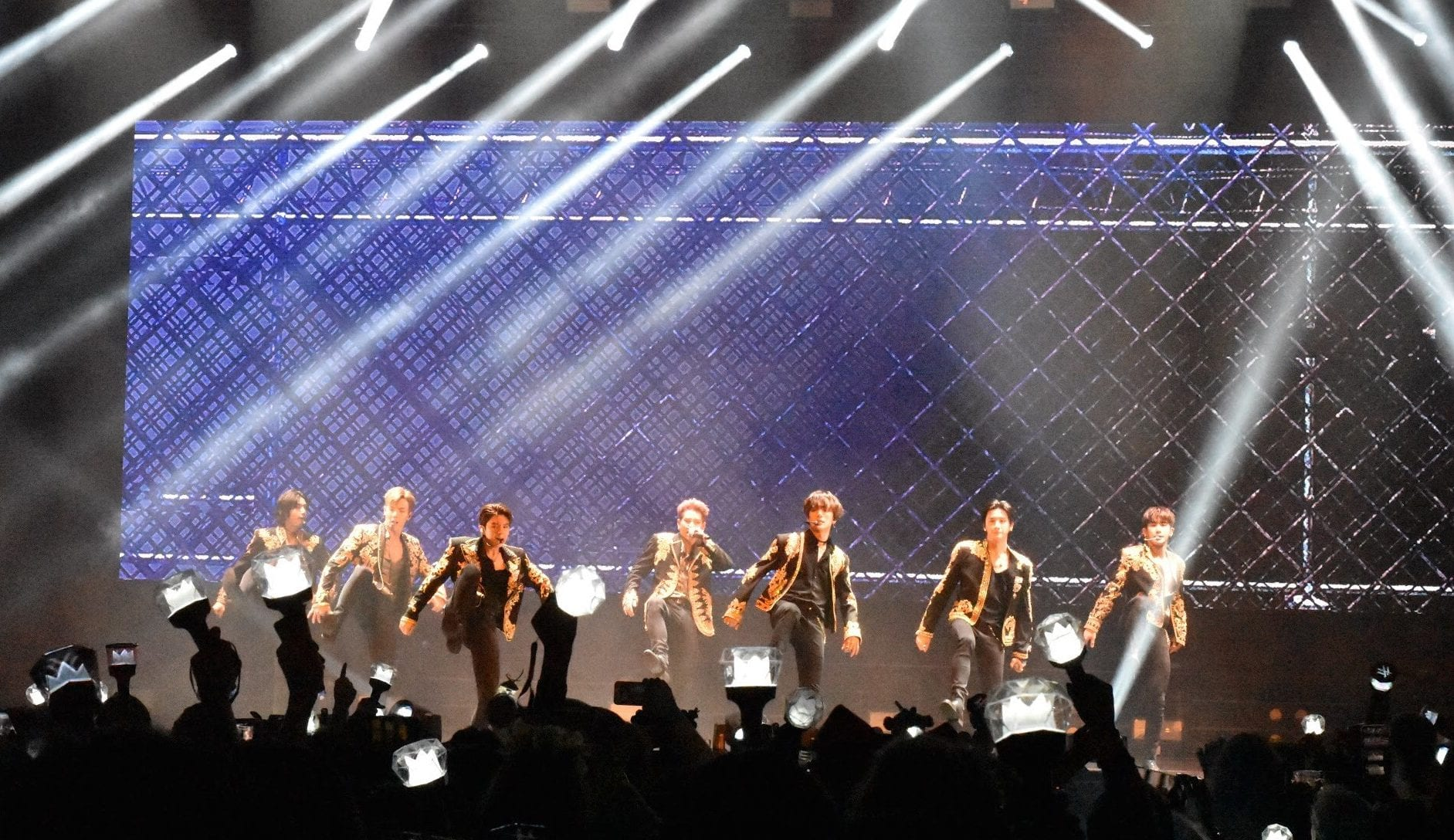 REVIEW: MONSTA X Proves Why They're K-pop's Newest Obsession With Epic Concert In Atlanta