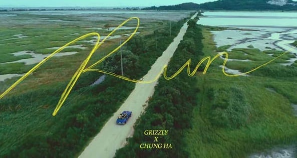 """WATCH: Chungha And Grizzly Express A Desire For Freedom In Collaboration """"Run"""" MV"""