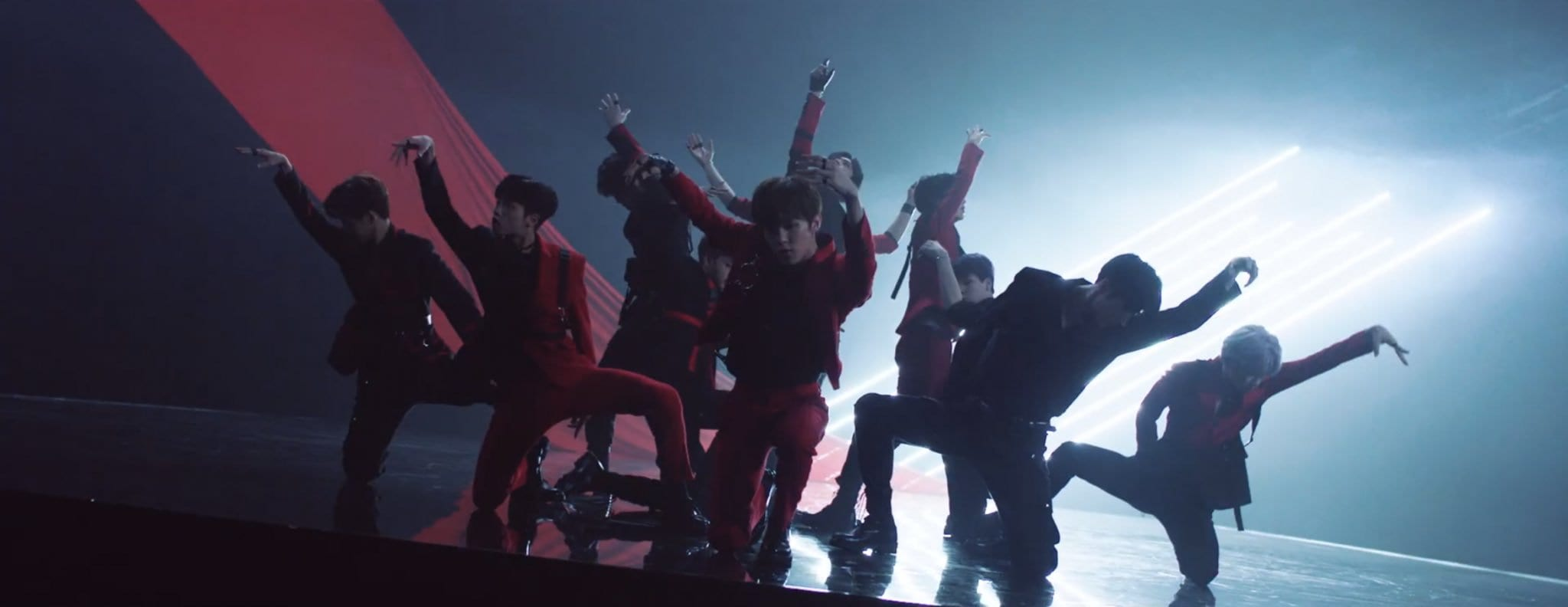 """WATCH: PDX 101's Final Team X1 Makes Thrilling Debut With """"FLASH"""" MV"""