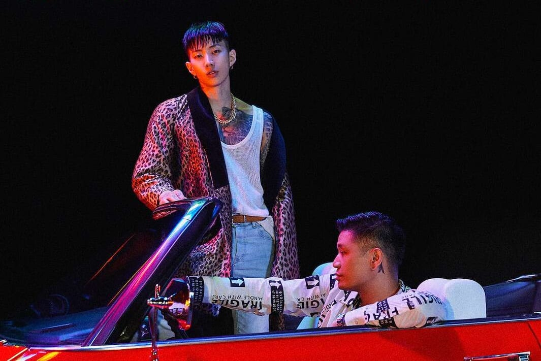 """WATCH: Jay Park And Yultron Set The Mood In """"On Fire"""" Collaboration MV"""
