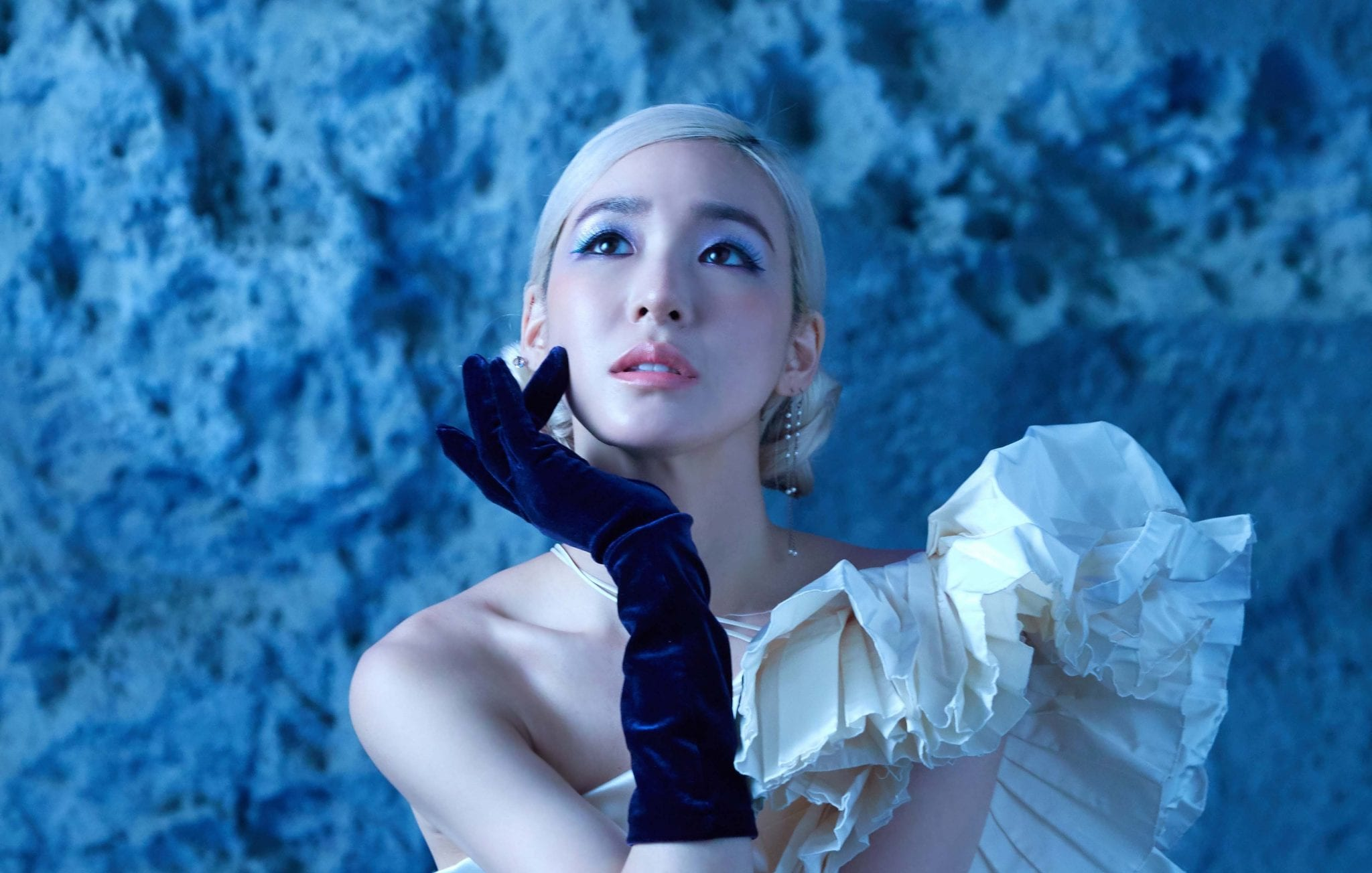 "WATCH: Tiffany Young Draws You In With Captivating ""Magnetic Moon"" MV"