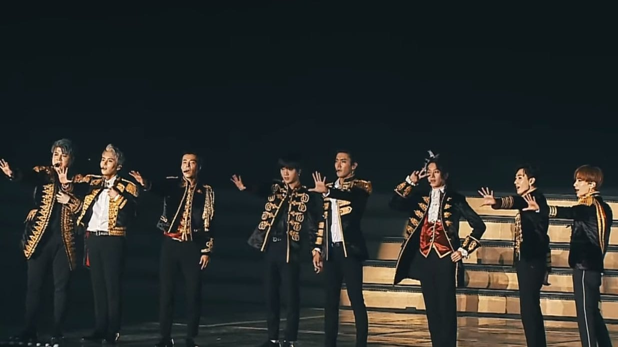 "WATCH: Super Junior Reminisces About SS7 In Special Video For ""Show"""