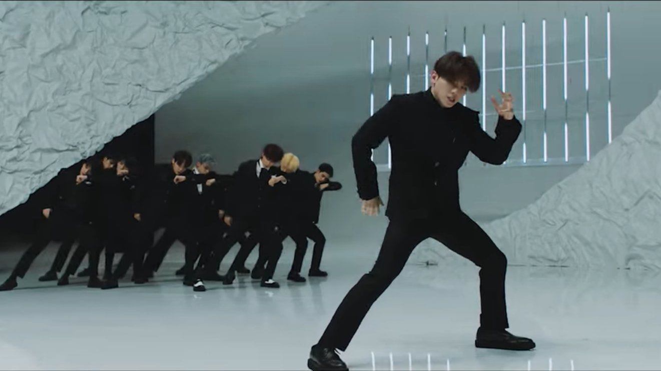 "WATCH: SEVENTEEN Stuns In Gorgeous New MV For ""FEAR"""