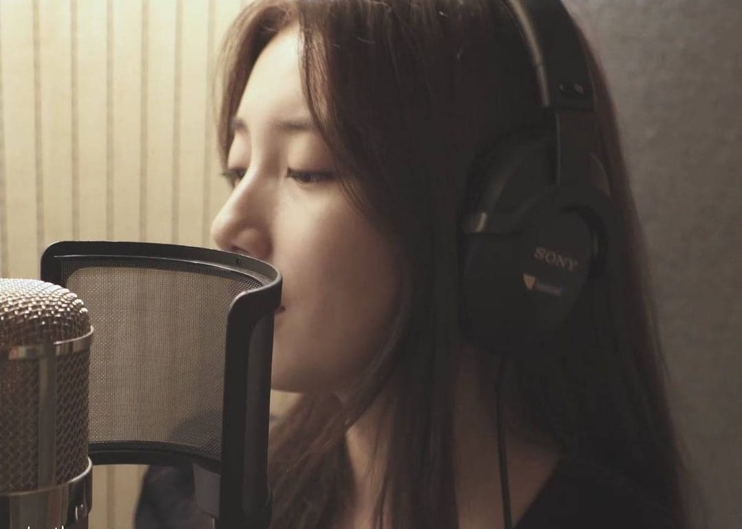"""WATCH: Suzy Shares Special Video For """"I Want To Be Happy (Out of Breath)"""" Collaboration With Babylon"""