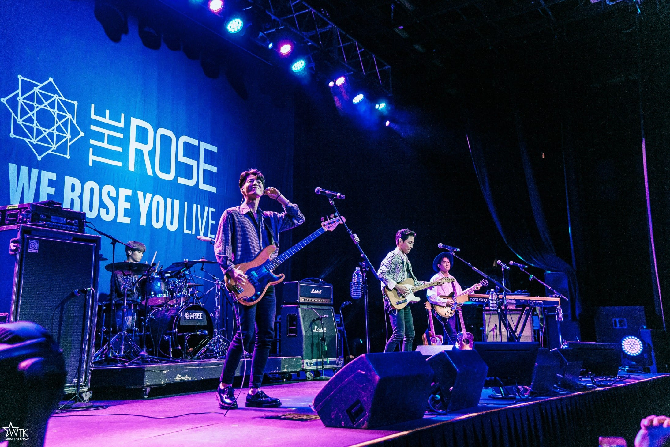 PHOTO GALLERY: The Rose Shows Why They're Korea's Next Biggest Band With Amazing Atlanta Show