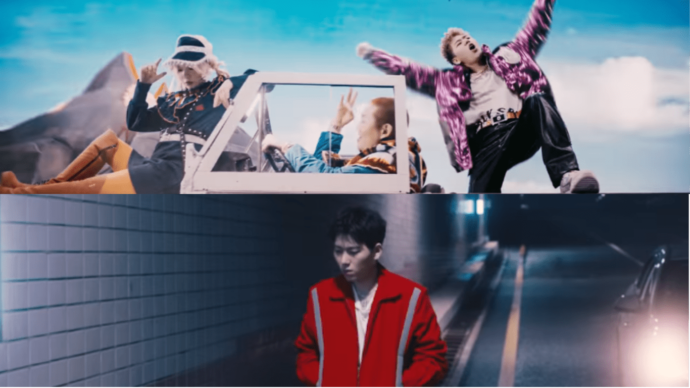 "WATCH: Zico Excites With Double Release Of ""Daredevil"" and ""Human"" MVs"