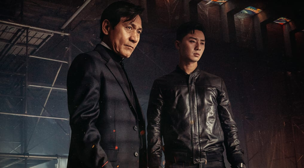 """WTK REVIEW: South Korean Exorcism Film """"The Divine Fury"""" In Action Packed And Full Of Great Actors"""