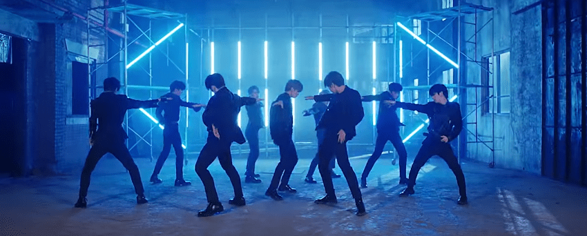 "WATCH: 1THE9 Are Tough Young Men In Comeback ""Blah"" MV"