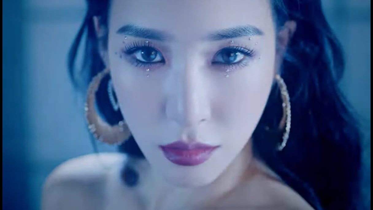 """WATCH: Tiffany Young Warns You To """"Run For Your Life"""" In Epic Comeback Song"""