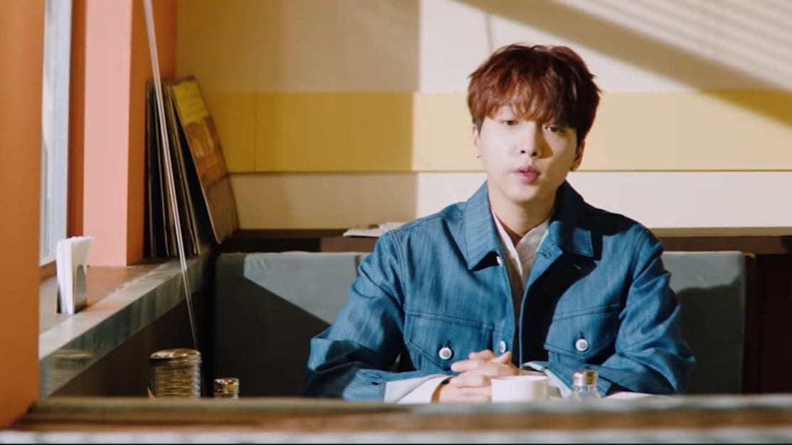"WATCH: Jeong Sewoon Sings Sadly About ""When It Rains"" In Beautiful Comeback MV"