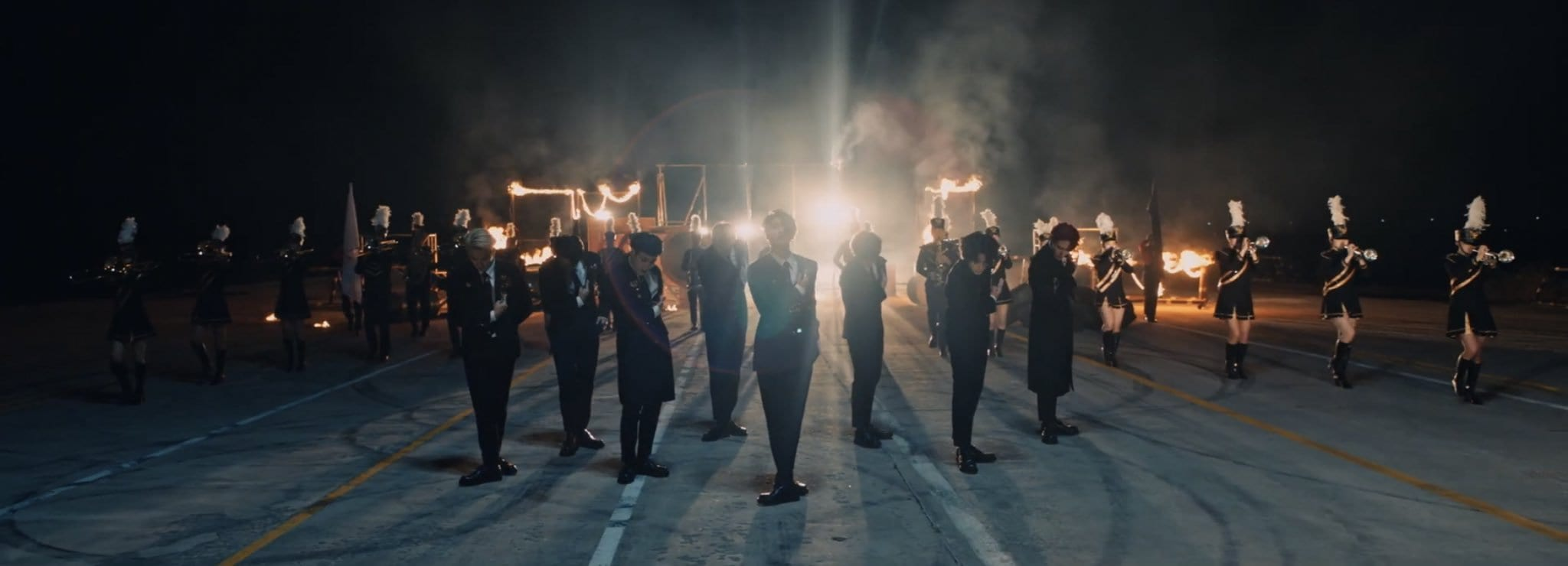 """WATCH: ATEEZ Invites You To Experience """"Wonderland"""" In Comeback MV"""
