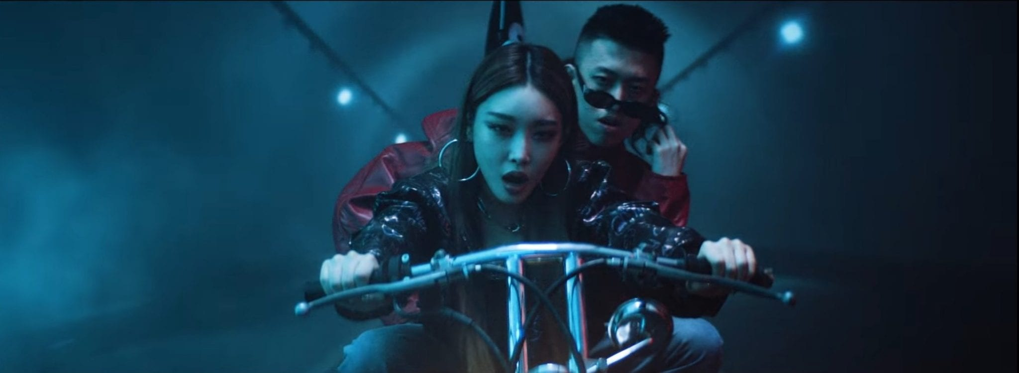 "WATCH: Chungha And Rich Brian Collaborate For Retro-Styled ""These Nights"" Music Video"