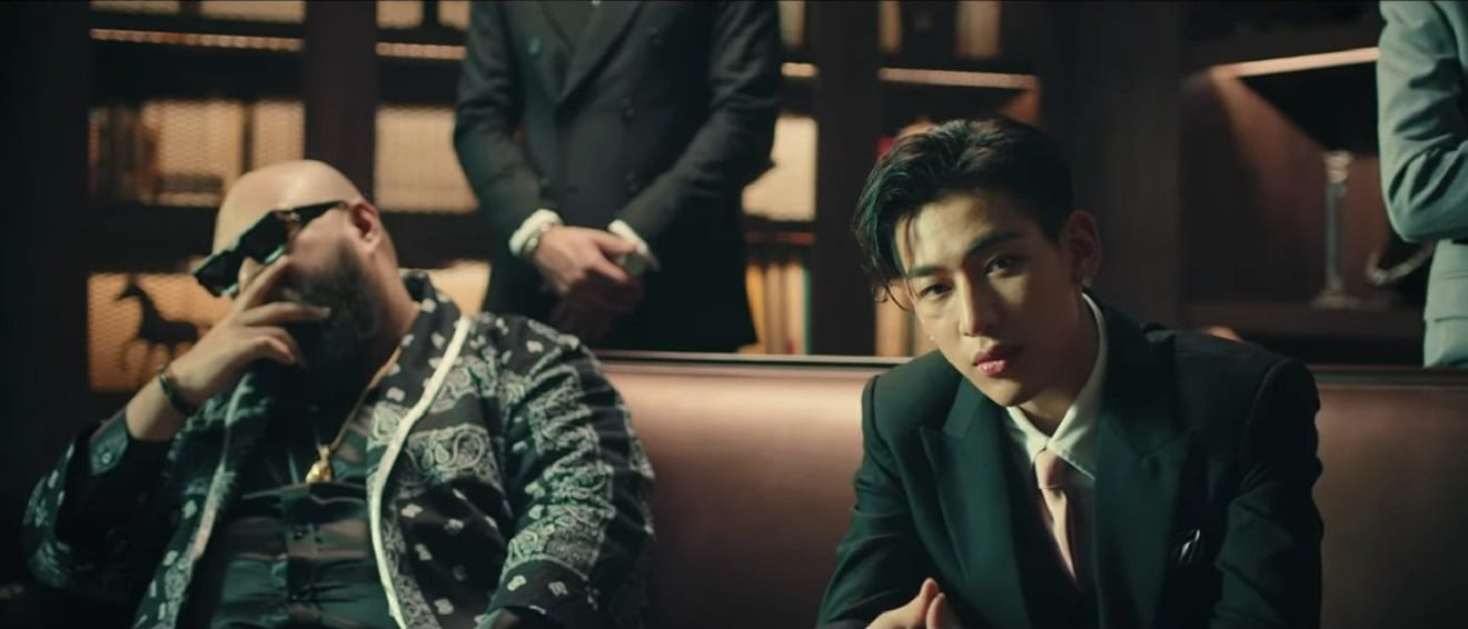 """WATCH: GOT7's BamBam and   Thai Rapper F.HERO Live Richly In Suave """"Do You"""" MV"""