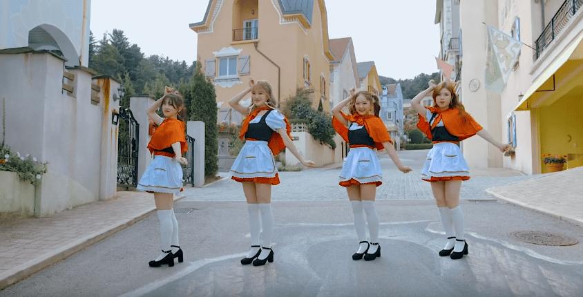 "WATCH: ICU Debuts With Sweet ""Cupid"" MV"