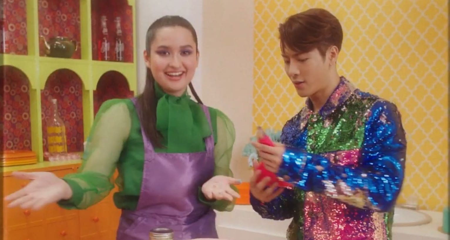 "WATCH: GOT7's Jackson Wang Partners Up With Stephanie Poetri For Special 88rising ""I Love You 3000 II"" MV"