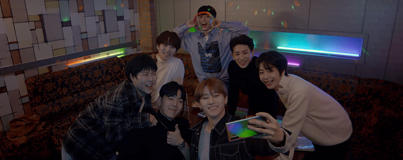 "WATCH: MONSTA X Explore Loss And Longing In ""Find You"" MV"