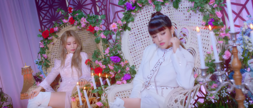 """WATCH: (G)I-DLE's Minnie Features In Wengie's Assertive """"Empire"""" Music Video"""