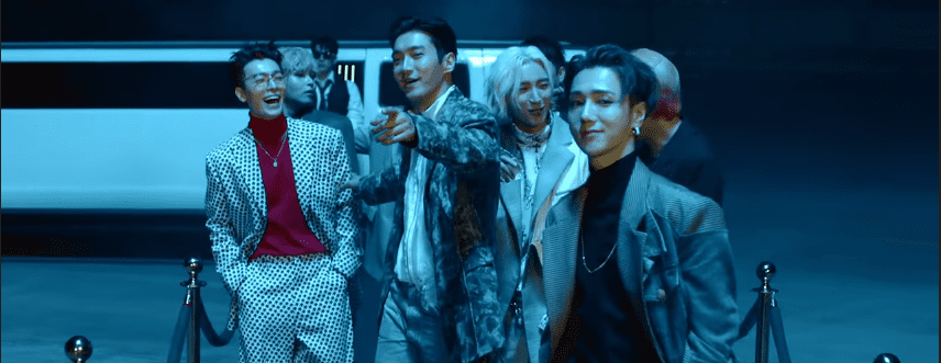 """WATCH: Super Junior Makes First Full Comeback After Military Enlistments With """"Super Clap"""" MV"""