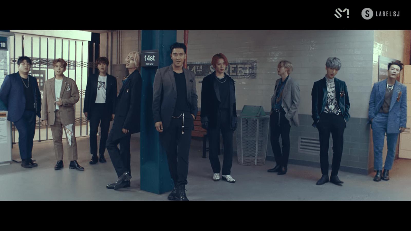 "WATCH: Super Junior Wants A Girl Like You In New ""I Think I"" MV"