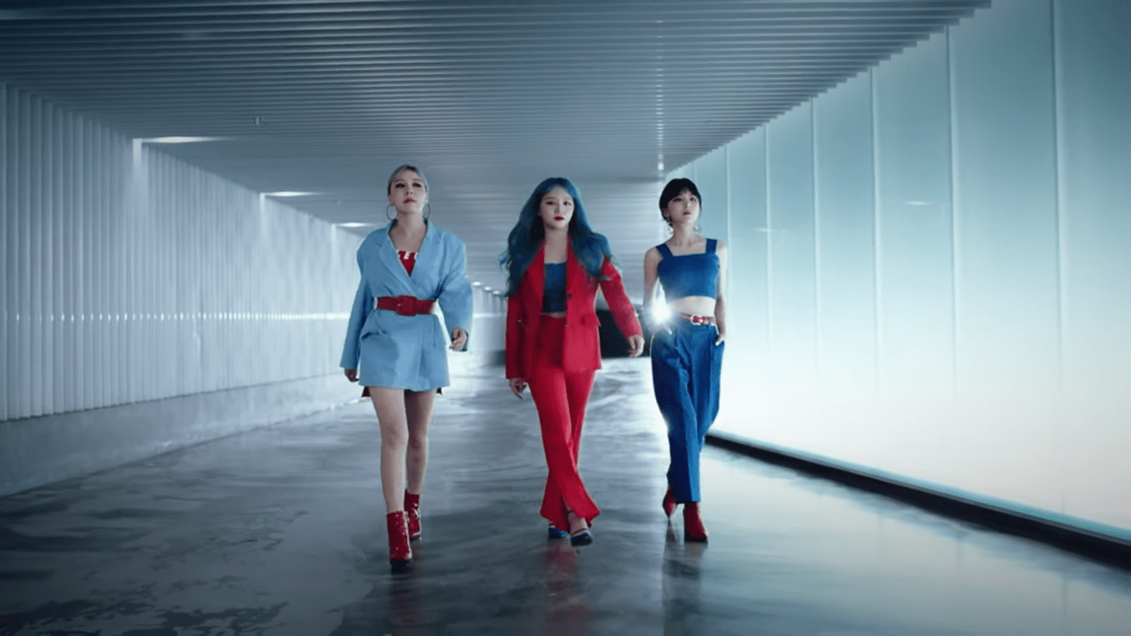 "WATCH: Ladies' Code Gambles, Steals, And Parties In New ""SET ME FREE"" MV"