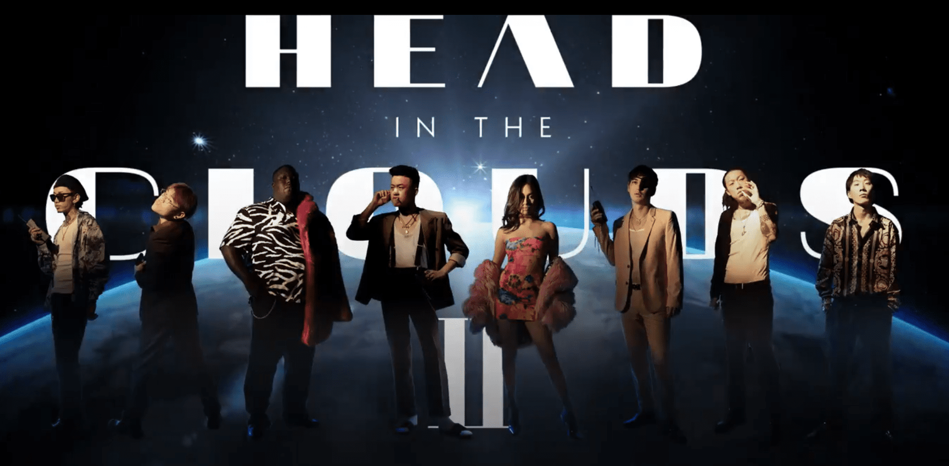 """Jackson Wang, Chungha, Rich Brian, GENERATIONS From EXILE TRIBE, And More To Be Featured On New """"Head In The Clouds"""" Album"""