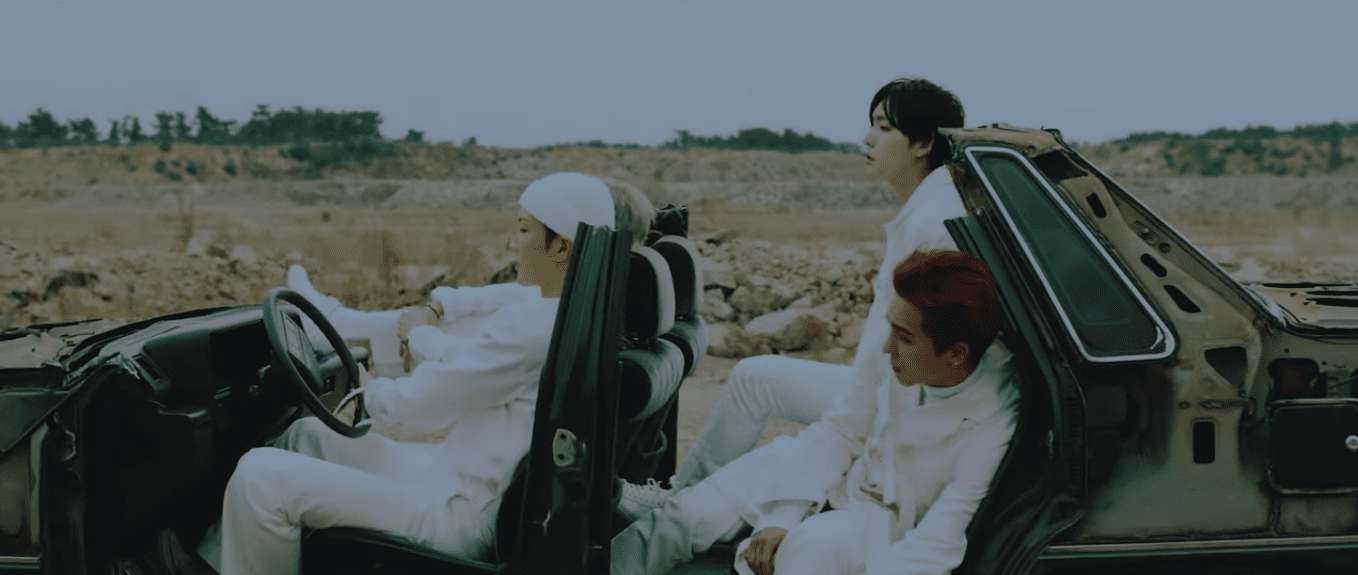 "WATCH: WINNER Struggles With Indifference In""SOSO"" Music Video"