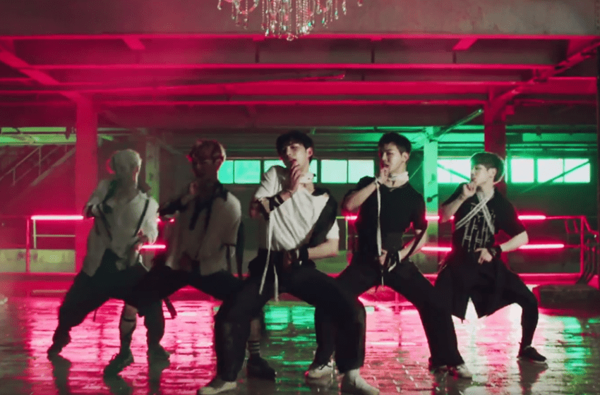 "WATCH: A.C.E Confesses That They're ""SAVAGE"" In Fierce Comeback MV"