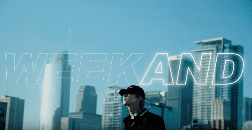 "WATCH: Jang Woohyuk Takes It To The Streets In ""WEEKAND"" MV"