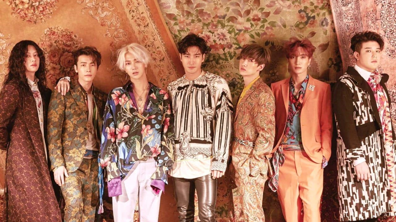 "Super Junior Impresses As Album ""Replay"" Hits #1 In Taiwan For 100 Straight Weeks"