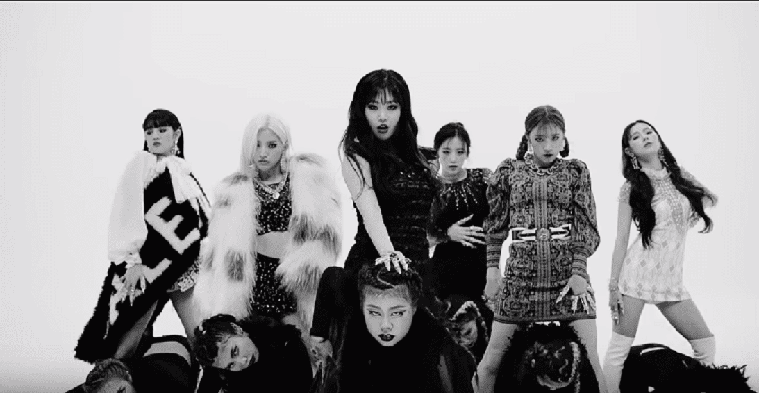 "WATCH: (G)I-DLE Unleashes Ferocious Music Video For ""LION"" Special Track"