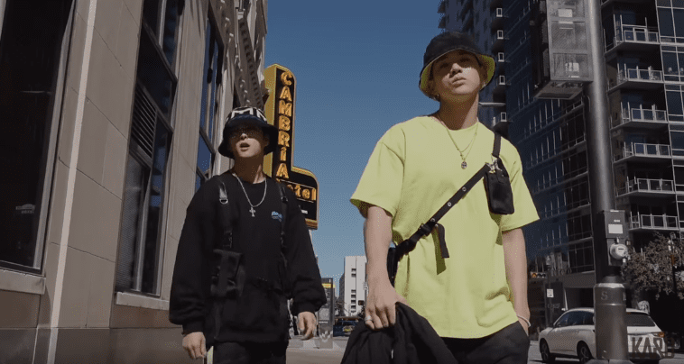 "WATCH: KARD's BM And J.Seph Hit The Streets In Hype ""Inferno"" MV"