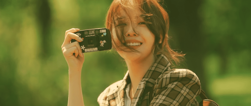 """WATCH: Girl's Day Minah Blooms In Special """"Butterfly"""" Project Music Video"""