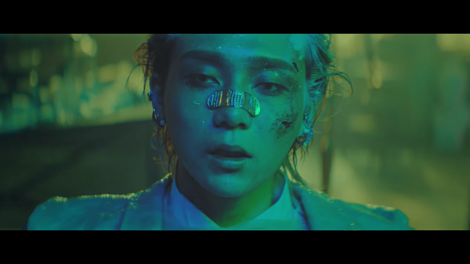 """WATCH: DAWN Is Battered And Bruised In Impressive """"MONEY"""" MV For Official Solo Debut"""