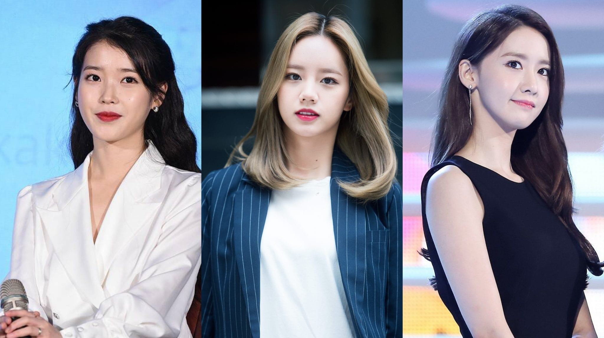 Charity Angels: K-pop Women Who Are Beautiful Both Inside and Out