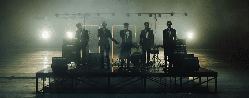 "WATCH: Monsta X Longs For Love In The ""Middle of the Night"" English Track MV"