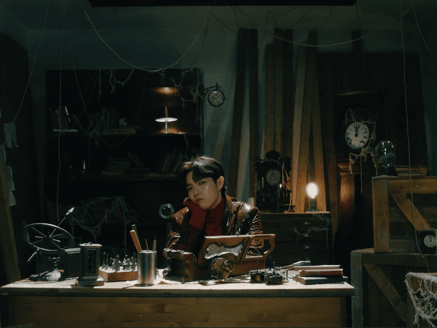 """WATCH: Kim Jaehwan Tries To Find Healing In """"The Time I Need"""" Music Video"""