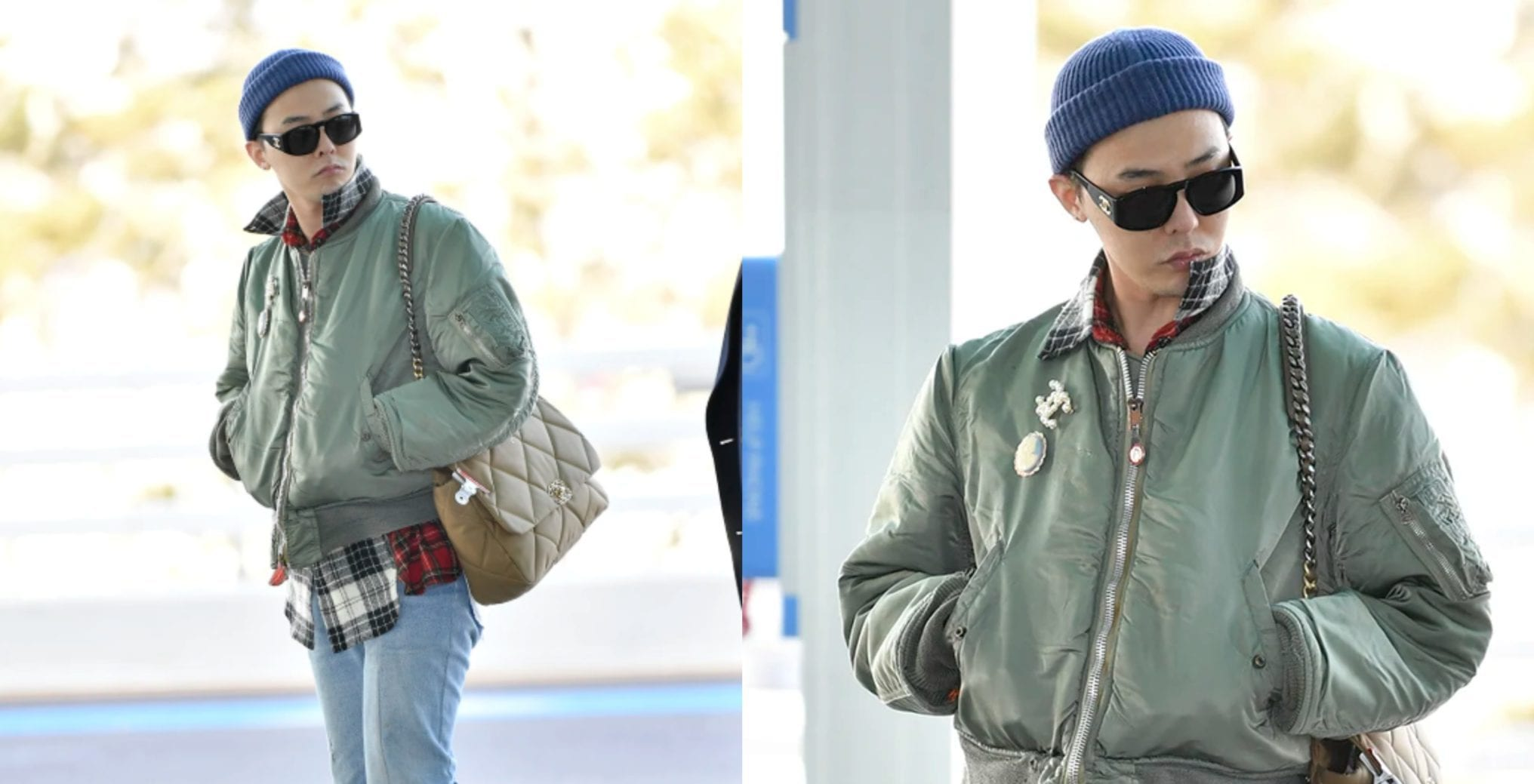 GET THE LOOK (FOR LESS!): G-Dragon's January 2020 Airport Fashion