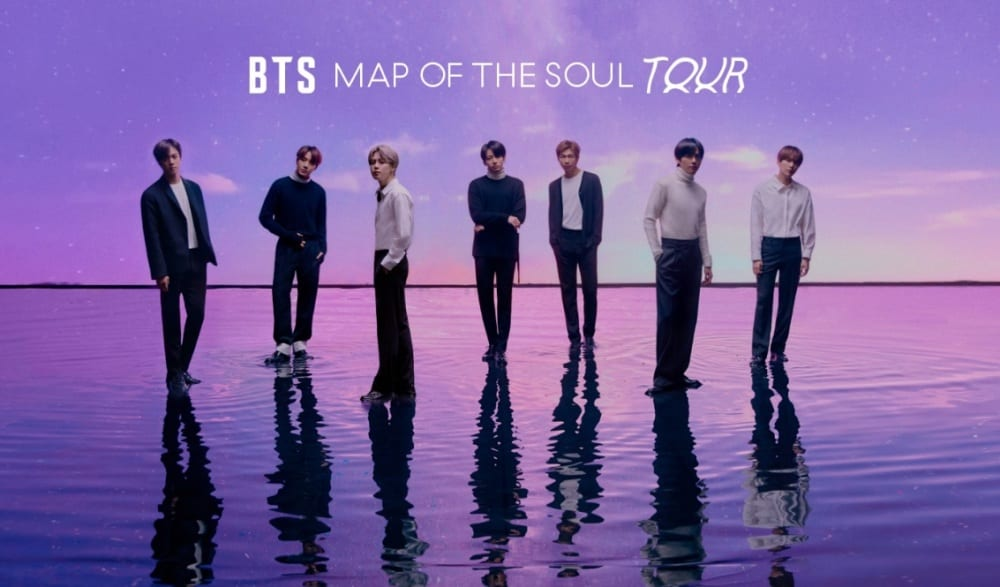 Get Ready For BTS's North American Tour With ARMY Exclusive Pre-Sale Tickets
