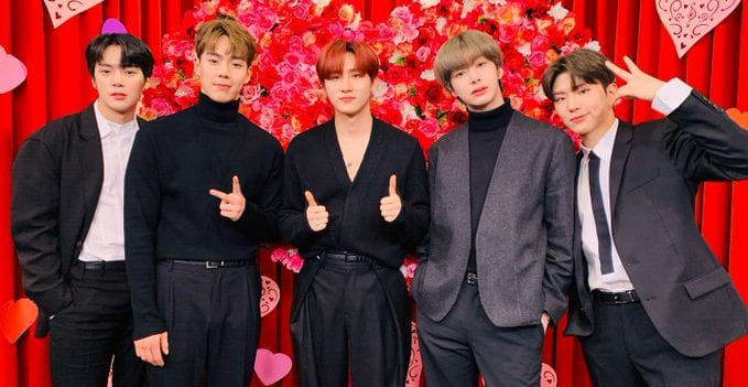 "MONSTA X's ""You Can't Hold My Heart"" Named As One Of The Top Five Songs Of The Week By TIME Magazine"