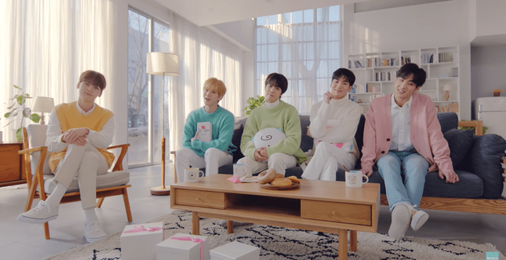 "WATCH: NU'EST Says ""Let's Love"" In Special MV For Valentine's Day"