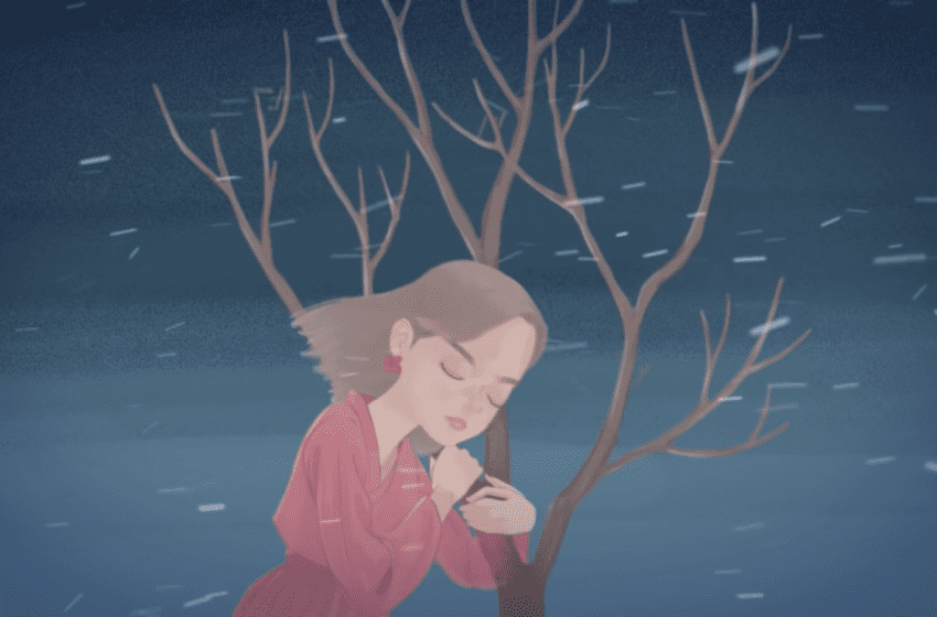 "WATCH: Younha Drops Beautiful Animated Video For ""WINTER FLOWER"" Track Featuring BTS' RM"