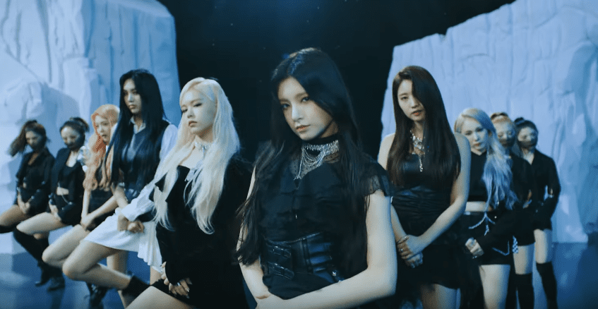 """WATCH: EVERGLOW Stands Out in Magnetic """"DUN DUN"""" Comeback Music Video"""